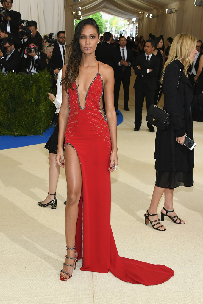 joan smalls met gala 2017