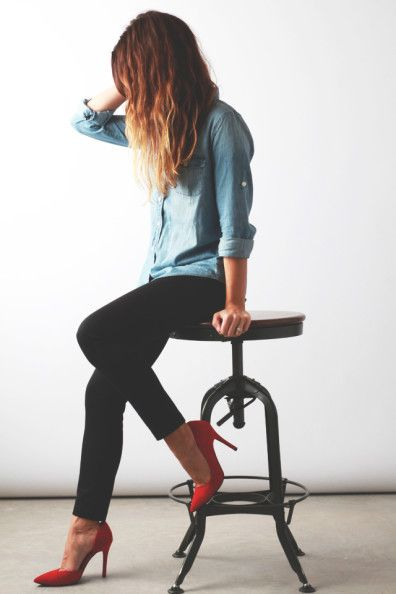 chambray red pumps.jpg